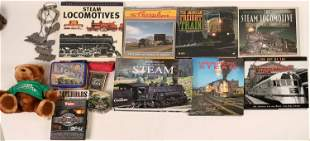 Railroad Books & More  [135309]