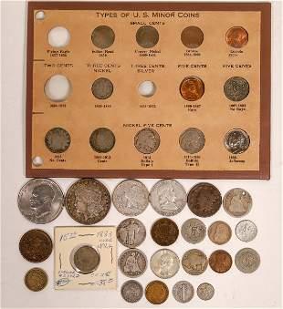 Beginning U.S. Coin Type Set  [131189]