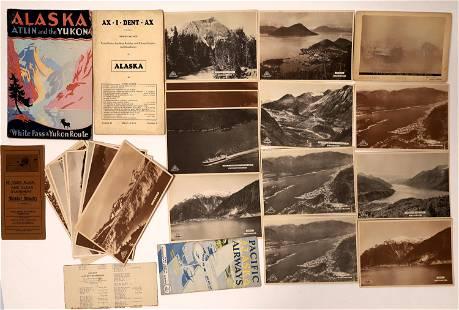 Alaska Promotional Ephemera [135774]