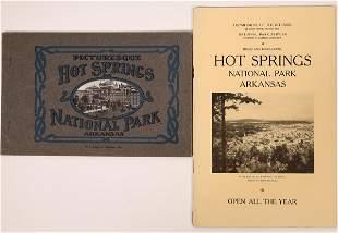 Hot Springs National Park, Arkansas Publications (2)