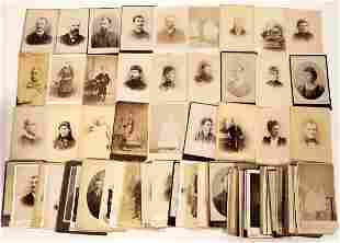 San Francisco Cabinet Card Photograph Collection (110)