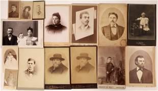 Sonoma County Early Photo Portraits [135828]