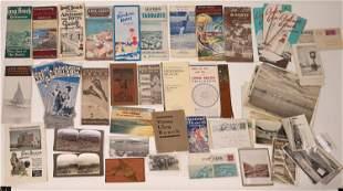 Large Southern California Ephemera Collection [135779]
