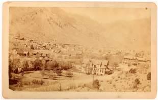Manitou, Colorado Boudoir Card [134176]