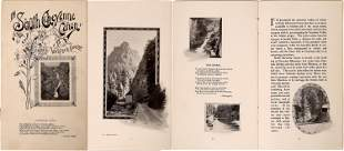 """""""South Cheyenne Canon with Pen & Camera"""" Booklet"""