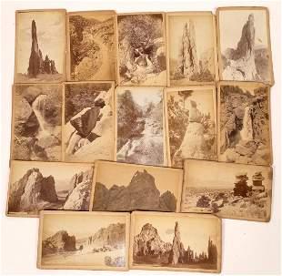 W.E. Hook, Colorado Landscape Photography Archive