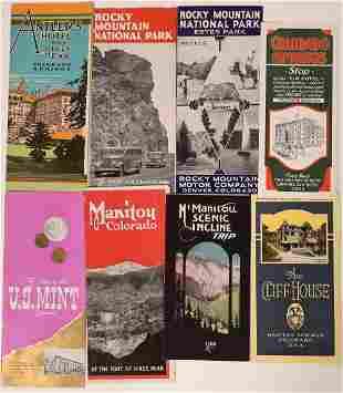 Early Colorado Scenic Brochures [135286]