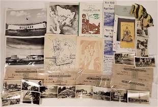 Hawaii Ephemera Collection (Photos, Checks, Tourism)