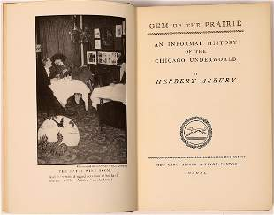 """""""Gem of the Prairie: An Informal History of the Chicago"""