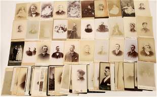 Michigan Cabinet Card Photograph Collection (84)