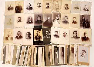 Minnesota Cabinet Card Photograph Collection (97)