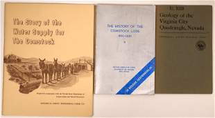 Books on the Comstock and Virginia City #3 (3)