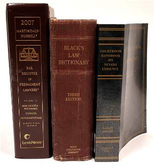 Nevada Law Book Group [137426]