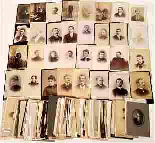 Pennsylvania Cabinet Card Photograph Collection (168)