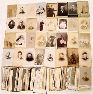 Wisconsin Cabinet Card Photograph Collection (151)