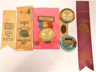 Pan Pacific Buttons & Ribbons [132638]