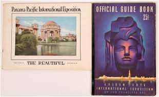 Ephemera for International Expositions Held in San
