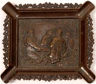 Bronze Gaming Ashtray [127086]
