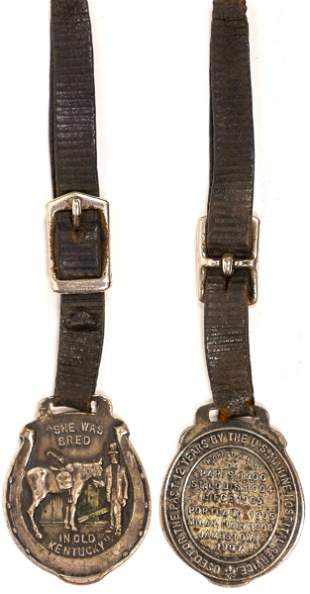 Green River Whiskey Watch Fob [134162]