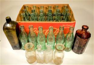Coca Cola Bottle Collection and Others [135893]