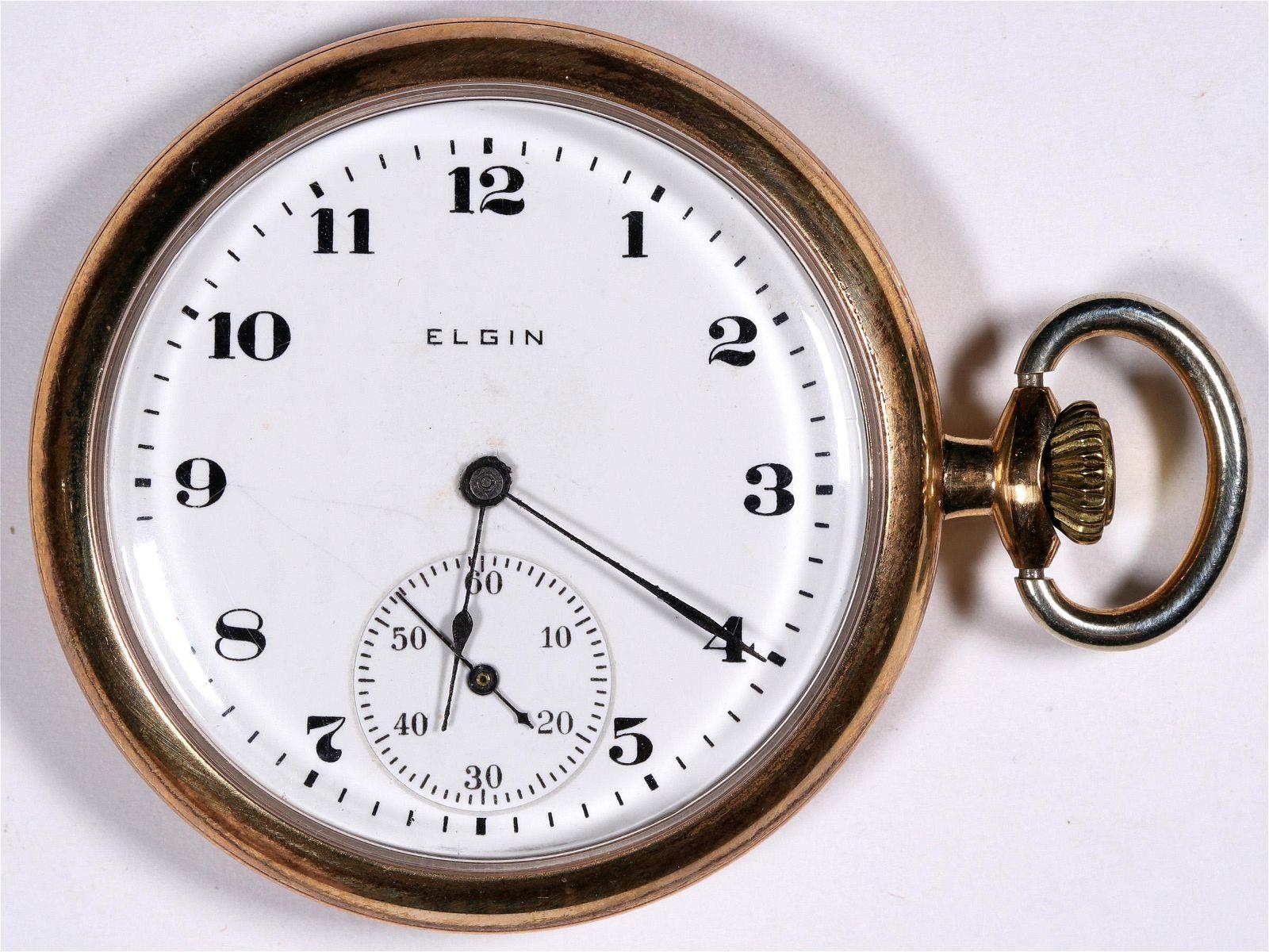 Elgin Ladies Pocket Watch, [136548]
