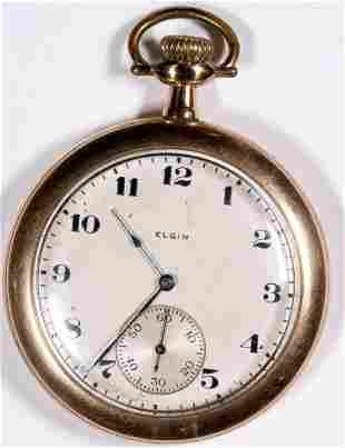 Model 3 Elgin Pocket Watch [136553]