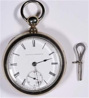 Illinois Watch Co. Pocket Watch [136558]