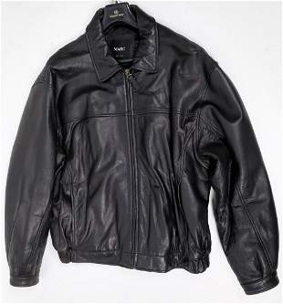 Men's Leather Jacket XL [131993]