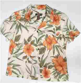 Women's Hawaiian Shirts (2) [135047]