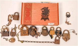 A Box of Locks [137051]