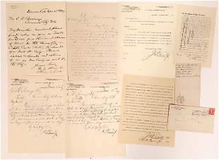 Canon City & Cripple Creek Railway Correspondence