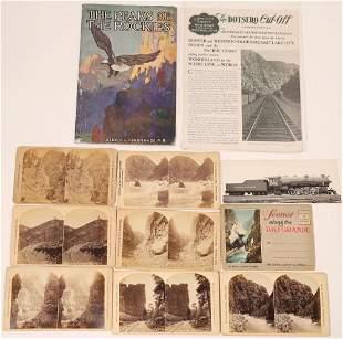 Denver & Rio Grande Railroad Collection [135092]
