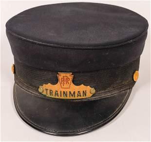 Pennsylvania Railroad Train Mans Hat [136660]