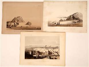 Railroad Survey Illustrations Colorado River Desert