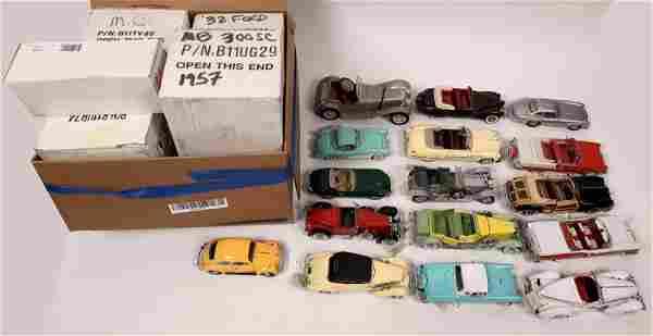 Franklin Mint Precision Model Car Collection (21)