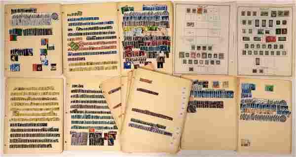 Irish Stamp Collection [135694]