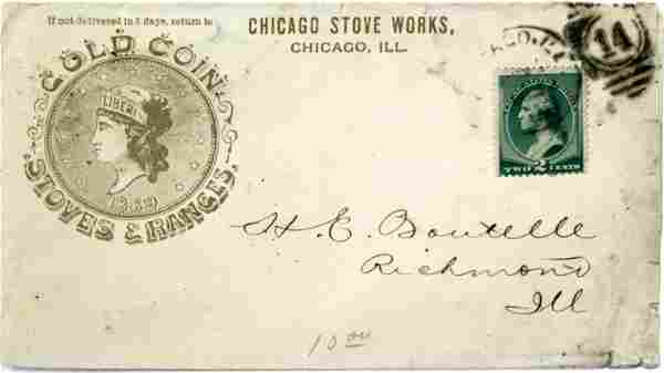 Old Stove Company Cover [135920]
