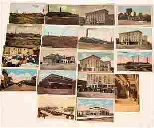 Douglas Arizona Postcards (18) [137772]