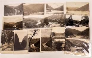 Auburn, California RPC Postcards (15) [136051]