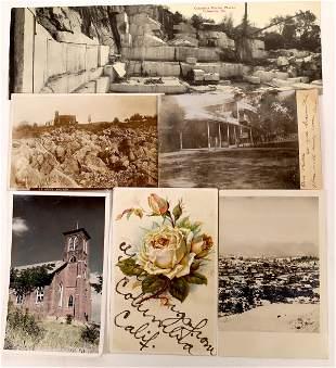 Columbia California Better Postcard Group (6) [137907]