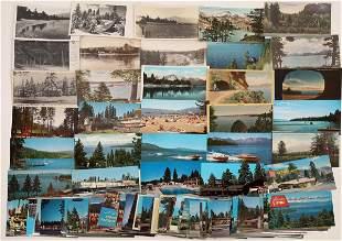 Tahoe Area Postcards (94) [136457]