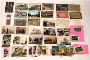 Long Beach Buildings & Portraits & Advertising Post