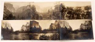 Yosemite - The Grand View Old RPC Postcard Collection