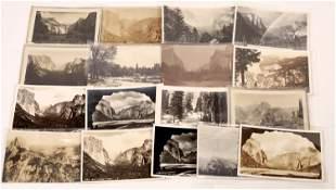 Yosemite - The Grand View Postcard Collection (17)