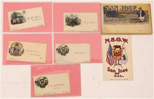 Native Sons of the Golden West Postcard Group (7)