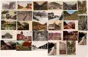 Colorado Postcard Collection [133690]