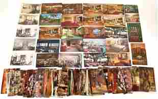 Hawaii Postcard Collection: Building Interiors