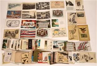 Hawaii Postcard Collection: Unusual/Holiday/Comical