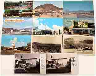 Las Vegas Area Postcards (11) [136464]