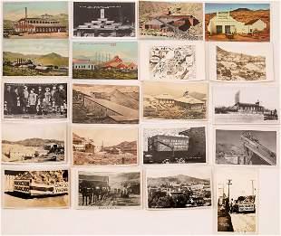 Comstock Postcard Lot (22) [129997]